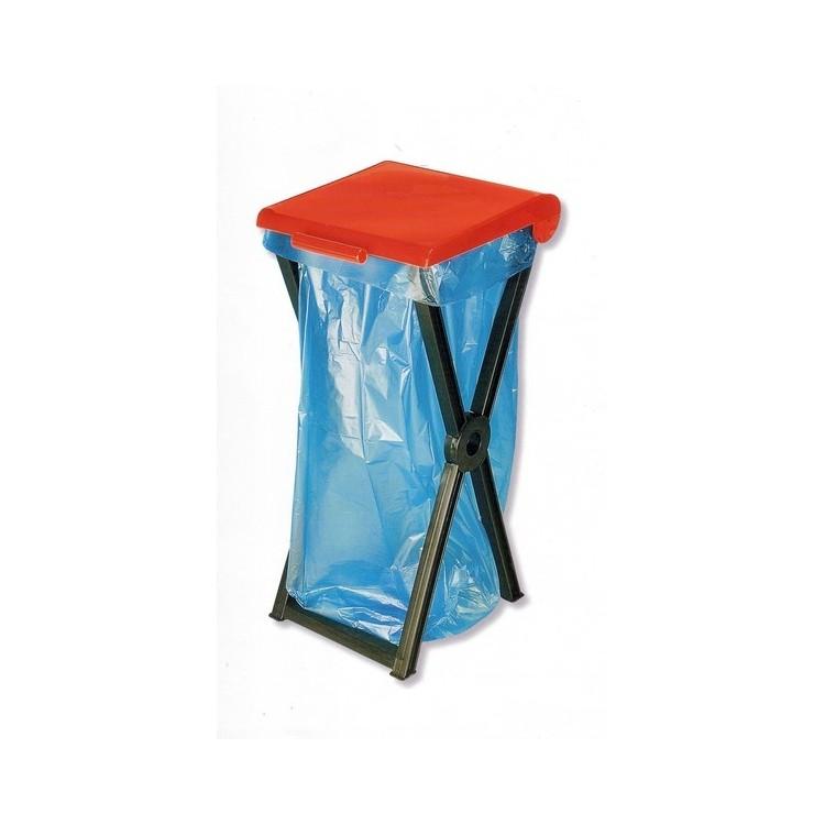 Skládací stojan RIVAL 560000 - na odpadkové pytle