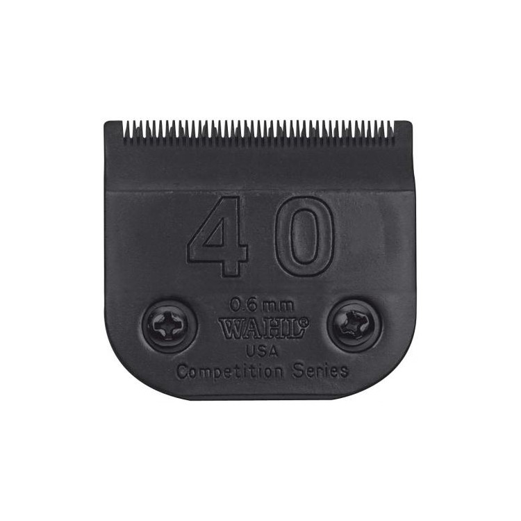 Střihací hlava WAHL #40 Ultimate 02352-516 - 0,6mm (1247-7600)