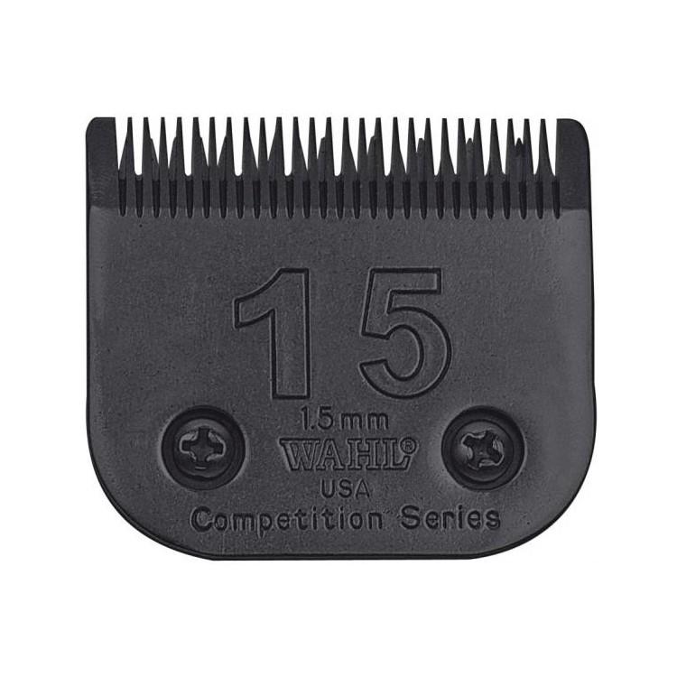 Střihací hlava WAHL #15 Ultimate 02357-516 - 1,5mm (1247-7590)