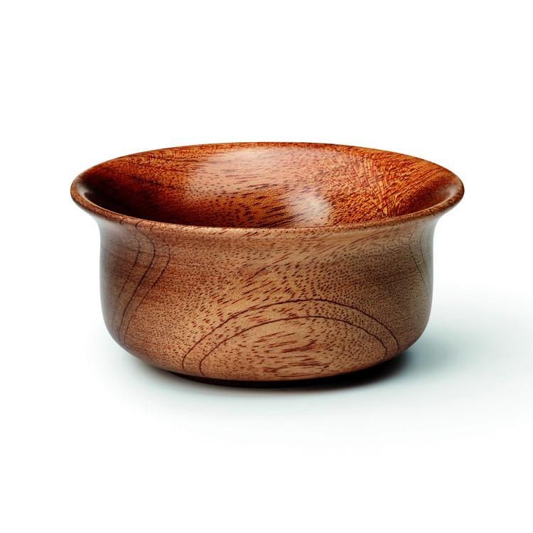Miska na holicí mýdlo MONDIAL 10962 - dřevěná