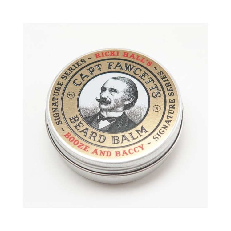 Balzám na vousy CAPTAIN FAWCETT - Ricki Hall´s - 60 ml