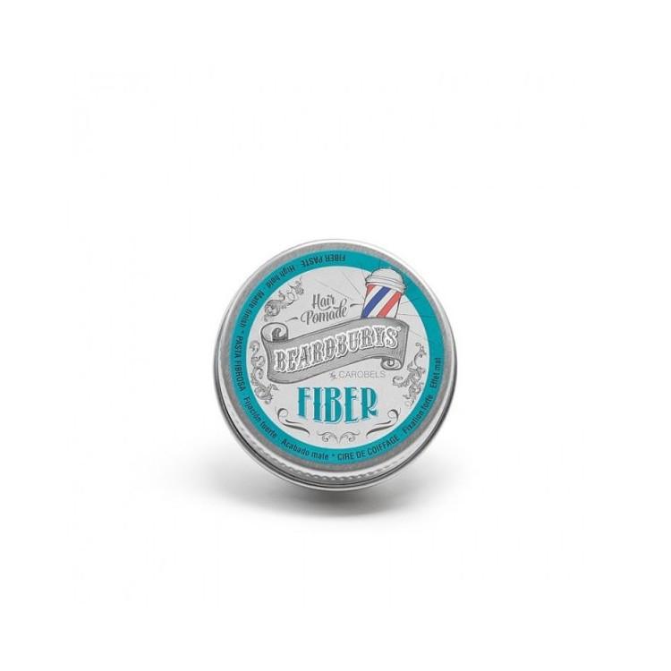 BEARDBURYS Fiber - fixační pomáda na vlasy - 15 ml