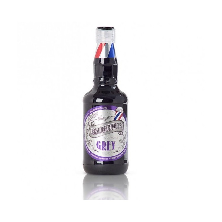 Šampon na vlasy GREY Beardburys - 330 ml.