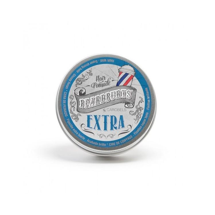 BEARDBURYS Extra - pomáda na vlasy - 100 ml