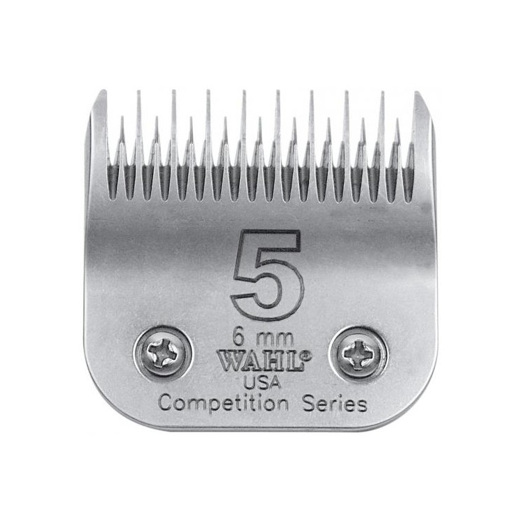 Střihací hlavice WAHL #5S Competition 02371-116 - 6 mm (1247-7310)