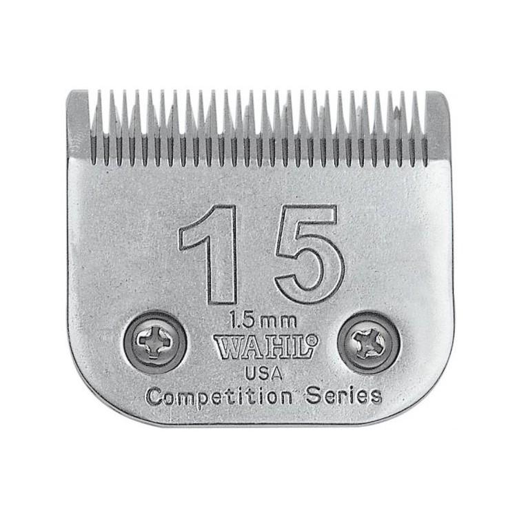 Střihací hlavice WAHL #15 Competition 02357-116 - 1,5 mm (1247-7380)