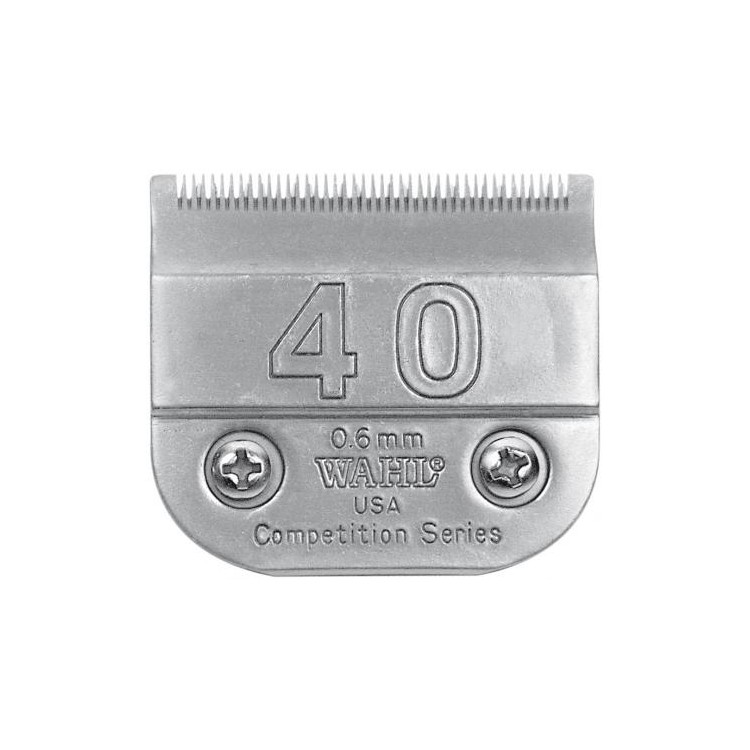 Střihací hlavice WAHL #40 Competition 02352-116 - 0,6 mm (1247-7400)