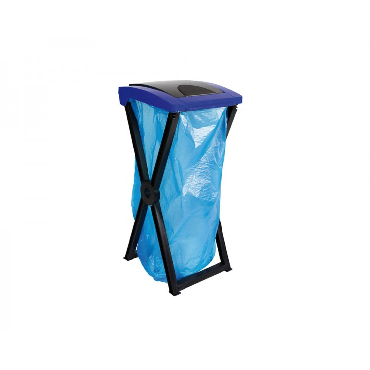 Skládací stojan RIVAL 561000 - na odpadkové pytle