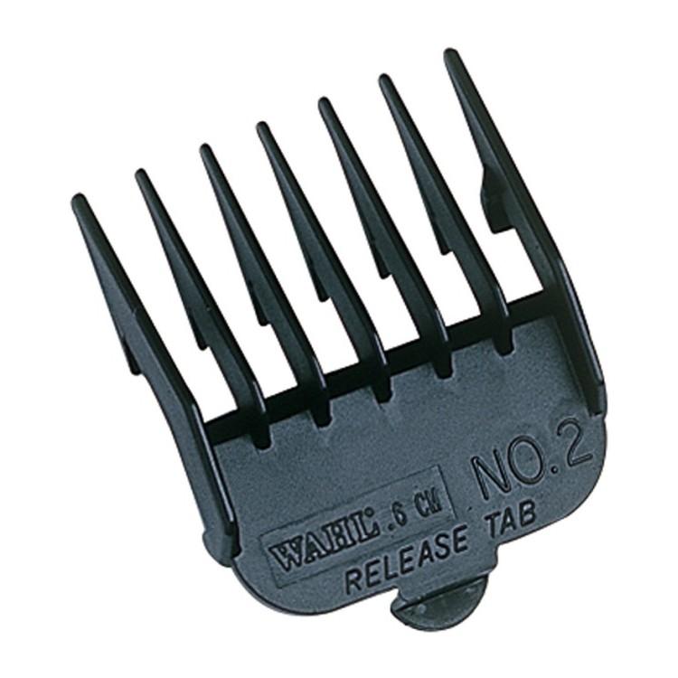 Přídavný hřeben WAHL 03124-001 / #2 - 6 mm