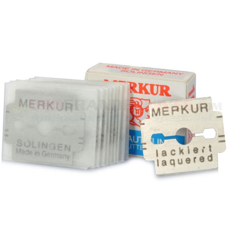 Pedikérské žiletky MERKUR Solingen 920 000