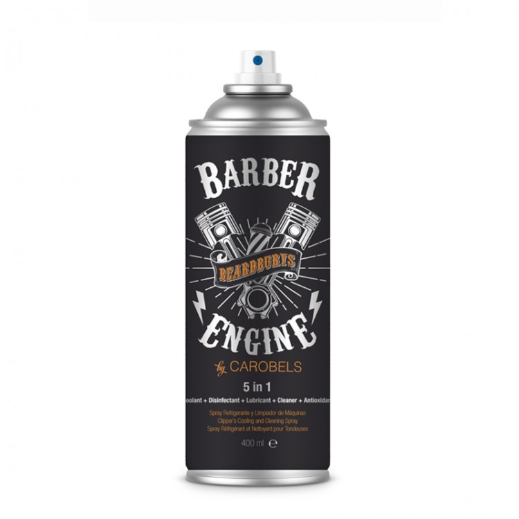 Sprej BEARDBURYS 0432245 Barber Engine 5in1 - 400 ml