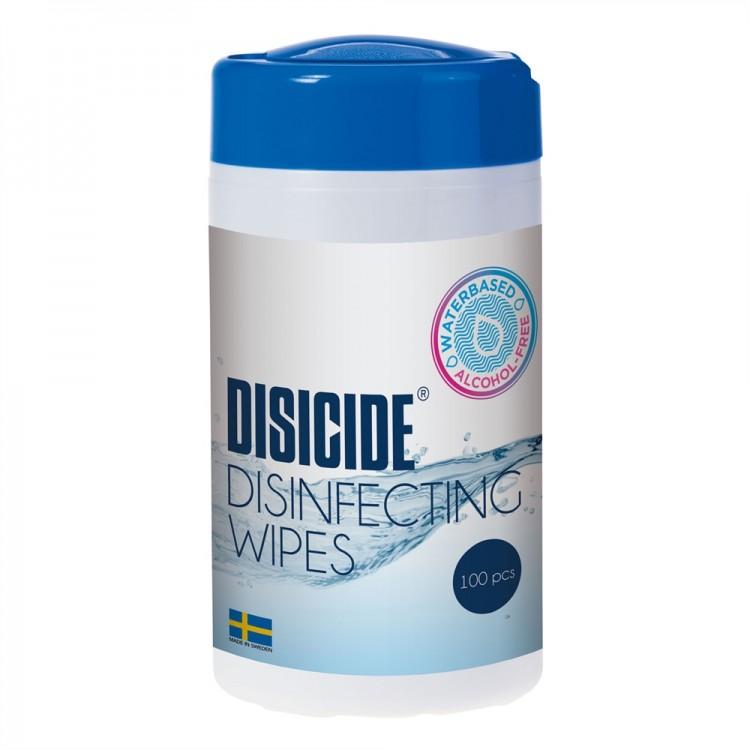 Dezinfekční kapesníčky DESICIDE 665076 - 100 ks v balení