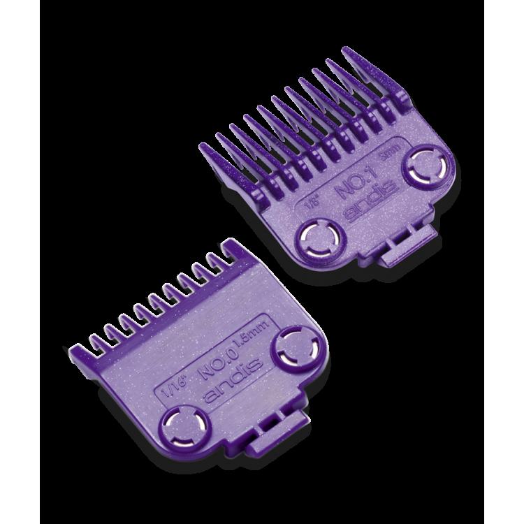 Přídavné hřebeny magnetické ANDIS 01900 - Set 2 ks
