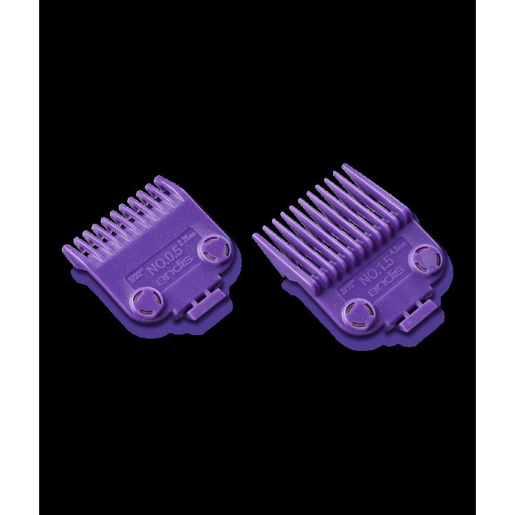 Přídavné hřebeny magnetické ANDIS 01420 - Set 2 ks