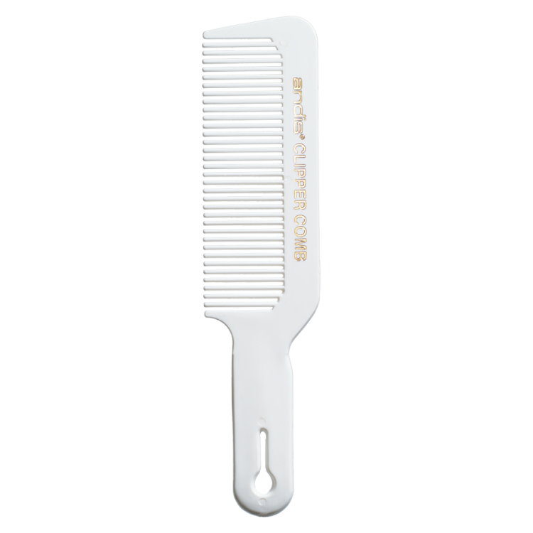 Barber hřeben ANDIS 12499 - bílý