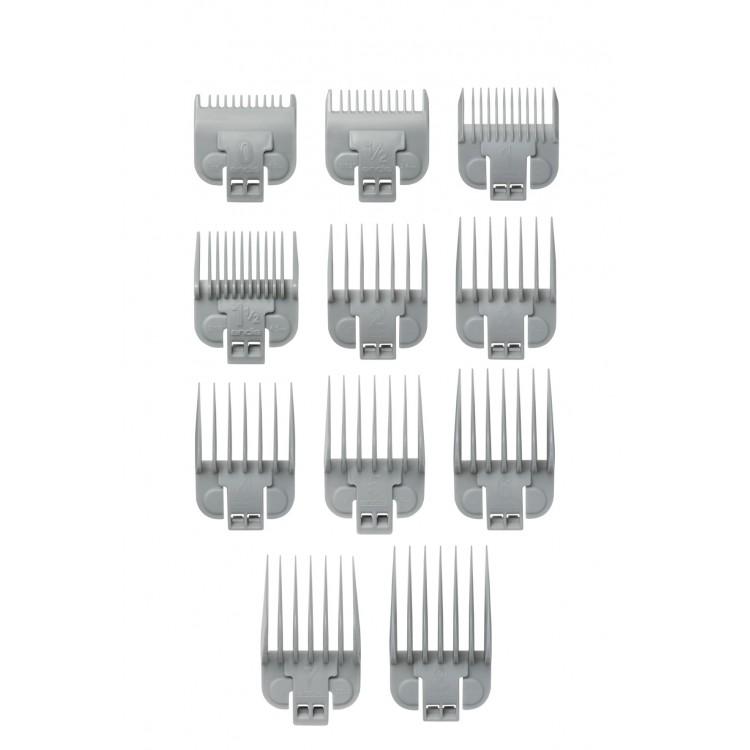 Přídavné hřebeny ANDIS 66565 - US-1, LCL, AAC-1 - Set 11 ks