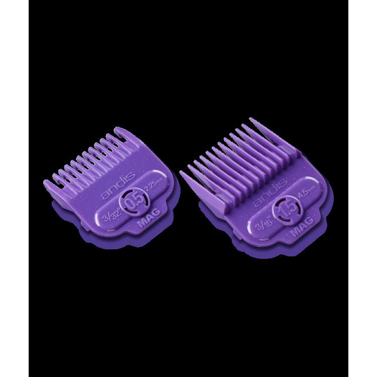 Přídavné hřebeny magnetické ANDIS 66560 - Set 2 ks
