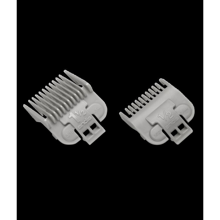 Přídavné hřebeny ANDIS 66590 - US-1, LCL, AAC-1 - Set 2 ks