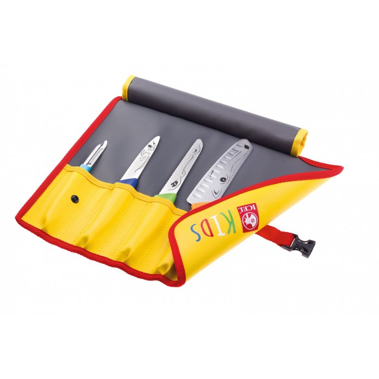 Dětská souprava nožů ICEL 44C.KIDS.04 4 - dílná