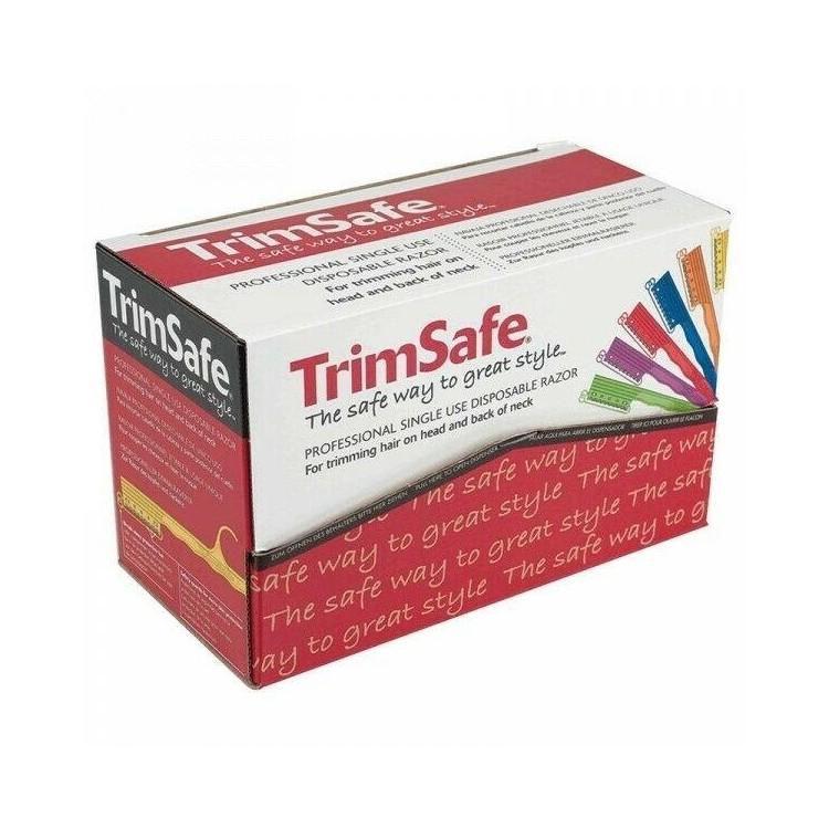 Sařezávací a zaholovací břitvy TRIM Safe CIC T48 - jednorázové