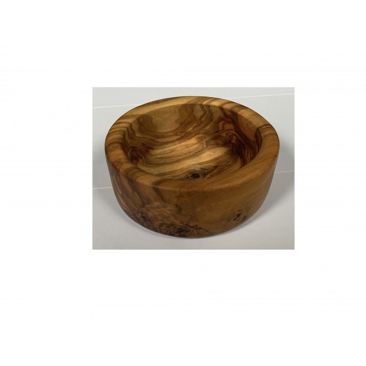 Miska na holicí mýdlo DOVO 34090021 - olivové dřevo