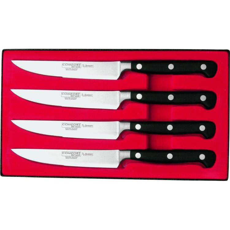 Souprava steakových nožů BURGVOGEL Solingen 9610.911.00.0 Comfort Line - 4 dílná