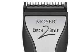 Nový střihací strojek MOSER 1877-0050 Chrom2Style
